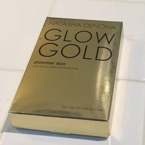 Natasha Denona Glow Gold Highlight Duo